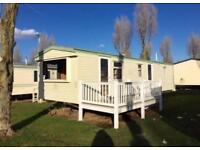 CHEAP STATIC CARAVAN WITH DECKING NEAR NEWCASTLE - 12 MONTH PARK - PET FRIENDLY-