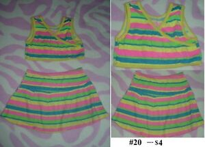 4T Girl's --- Outfit Lot 02