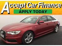 Audi A6 Saloon 2.0TDI ( 177ps ) ( C7 ) 2012MY S Line