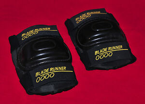 Blade Runner Knee Pads (black)