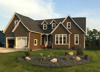 Gorgeous 1792 sqft Custom Built Bungalow 2yr old home in Garson