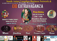 Eid Bazaar and Fashion Show