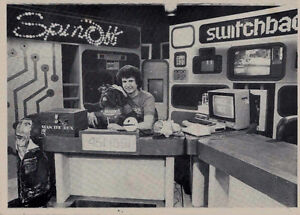 Looking for episodes of CBC's Switchback starring Stan Johnson