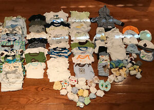 Huge lot of NB Boys Clothing!!