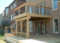 Thinking about a new fence or deck?