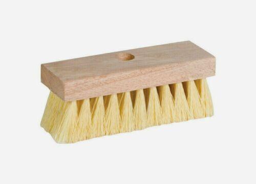 "DQB 7"" TAMPICO ROOF BRUSH Clean Wash Brick Stone Wood Lightweight 11949 NEW!!"