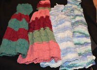Set of Four Pot Holders