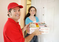 Food / Pizza Delivery Driver