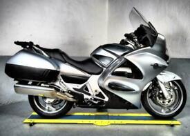 2011 Honda ST1300 Pan European 32k ,really nice example of legendary V4 tourer
