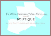 One of kind/Handmade/Vintage {pop~up} Boutique ***vendors needed