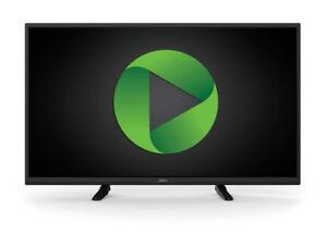 """Seiki 49"""" 4k LED Smart TV w. Wifi *BRAND NEW*"""