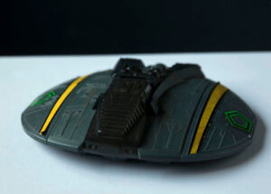Battlestar Galactica Cylon Raider Complete with Missiles Vintage
