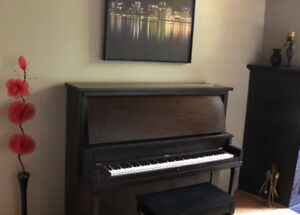 Antique Sherlock Manning Piano For Sale