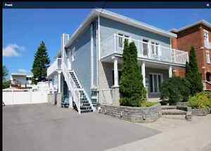 1 BEDROOM - APPLIANCES, SNOW REMOVAL, HUGE BALCONY, AVAIL 1 JAN