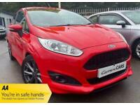 2014 Ford Fiesta ZETEC S TDCI Red Not Red Edition Black Edition