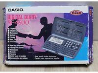 Casio 64KB Digital Diary (SF-4600)