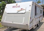 01 Regal Deluxe Comfort Tourer Pop Top Tweed Heads Tweed Heads Area Preview