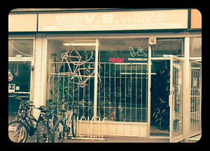 Fond de commerce pour magasin à vélo - Bulk sale on Bicycle shop