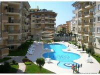 Luxury apartment in Alanya Turkey