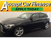 BMW 120 2.0TD ( 184bhp ) 4X4 FROM £67 PER WEEK!