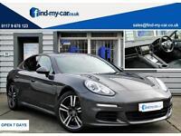 2013 63 Porsche Panamera 3.0 TD V6 Tiptronic HUGE SPEC | FDSH