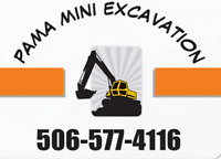 PAMA MINI EXCAVATION