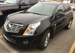 2014 Cadillac SRX AWD Mint condition.