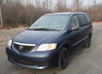 2003 Mazda MPV DX Mini Van