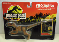 Jurassic Park 1993 Kenner Velociraptor and Action Figures