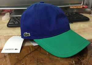 Lacoste Youth Kids Cap - Brand new with tag