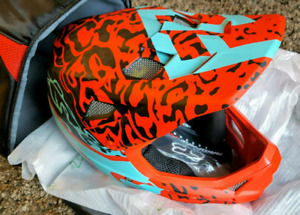 FOX Rampage Pro CARBON MIPS full-faced HELMET DH mountain bike