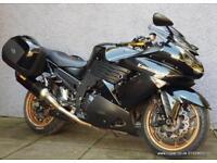 2010 Kawasaki ZZR1400 DAF ABS