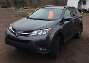2015 Toyota RAV4! Excellent conditions! Only 64k