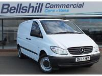 2008 Mercedes-Benz Vito 2.1CDi Basic 109 - Compact Dualiner