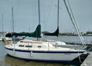 Sailboat O'Day 27 with diesel in good condition