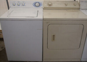 GE WASHER AND WHIRLPOOL DRYER FOR SALE!
