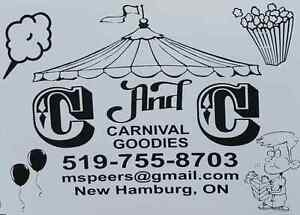 Renting Commercial Grade Cotton Candy and Popcorn Machines!! Stratford Kitchener Area image 3