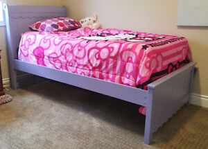 Child or youth single bed frame