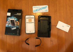 LIFEPROOF FRE CASE IPHONE 6/6S (WHITE)