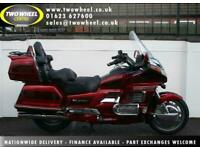 Honda GL1500 | Goldwing | Candy Spectra Red | lovely condition |