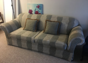 Couch with pillows need to get rid of ASAP