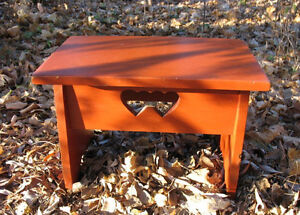 Canadiana Stools & Benches For Your Home, Cottage or Condo Gatineau Ottawa / Gatineau Area image 7