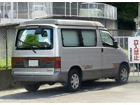 MAZDA BONGO/FORD FREDA 2.5 TD LIFT TOPS/ ARRIVED/ARRIVING FRESH IN TO US/HI SPEC FROM £4590