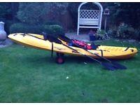 RTM kayak