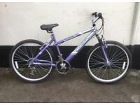 "LADIES MAGNA MOUNTAIN BIKE 18"" FRAME £45"