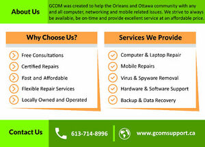 AFFORDABLE COMPUTER AND MOBILE REPAIRS