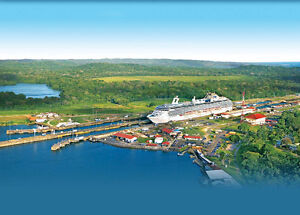 Panama Canal Cruise with Air from Saint John or Moncton