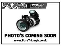 2018 Triumph TIGER 800 XRX LOW Manual