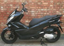 Honda PCX 125, One owner from new