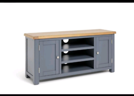 Wide 2 tone TV Storage Unit only £145. CLOSING DOWN SALE. Furniture Su